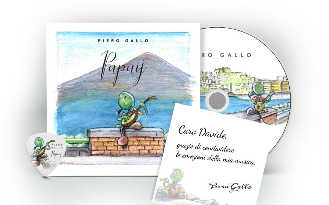Piero Gallo: Papaij è disponibile al pre-order